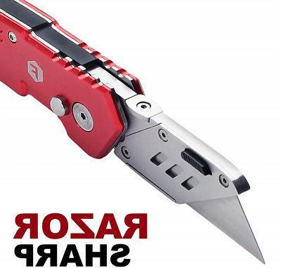 FC Utility Knife Heavy Duty Box Quick