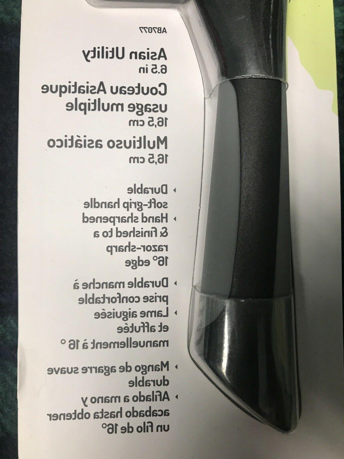 Blade Black Kitchen Luna Asian Utility 7077