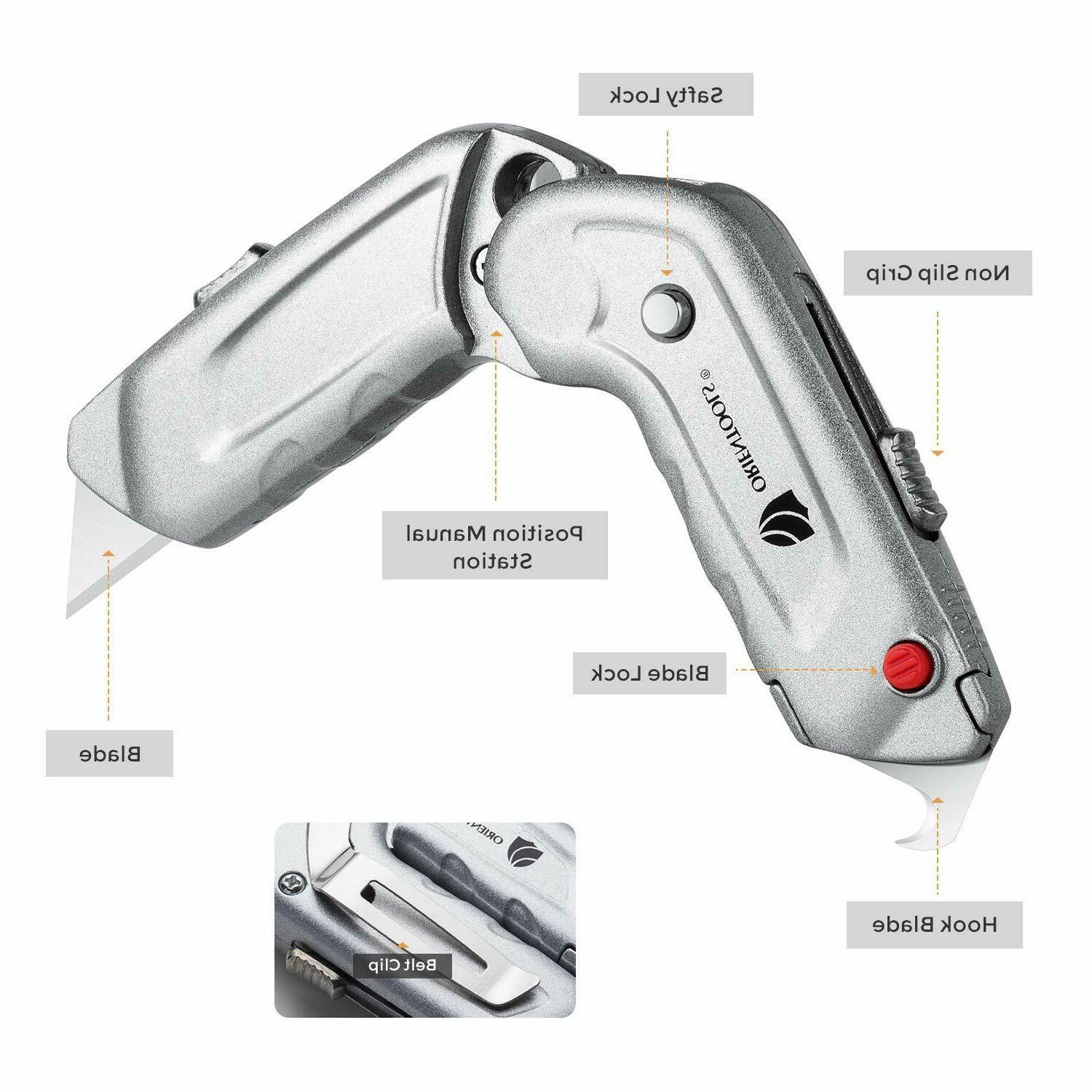 ORIENTOOLS Knife Cutter