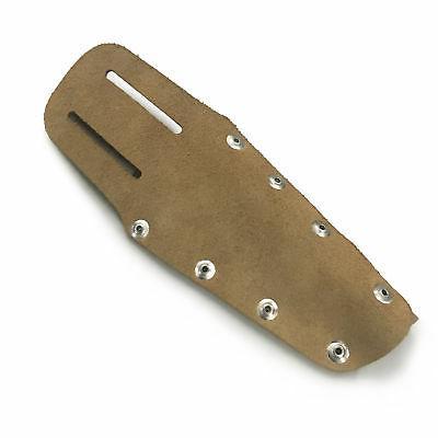Handmade Knife & Belt Holster Black