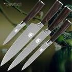 Kitchen Knives Chef Slicing Knife 8 inch Utility Knife Stain