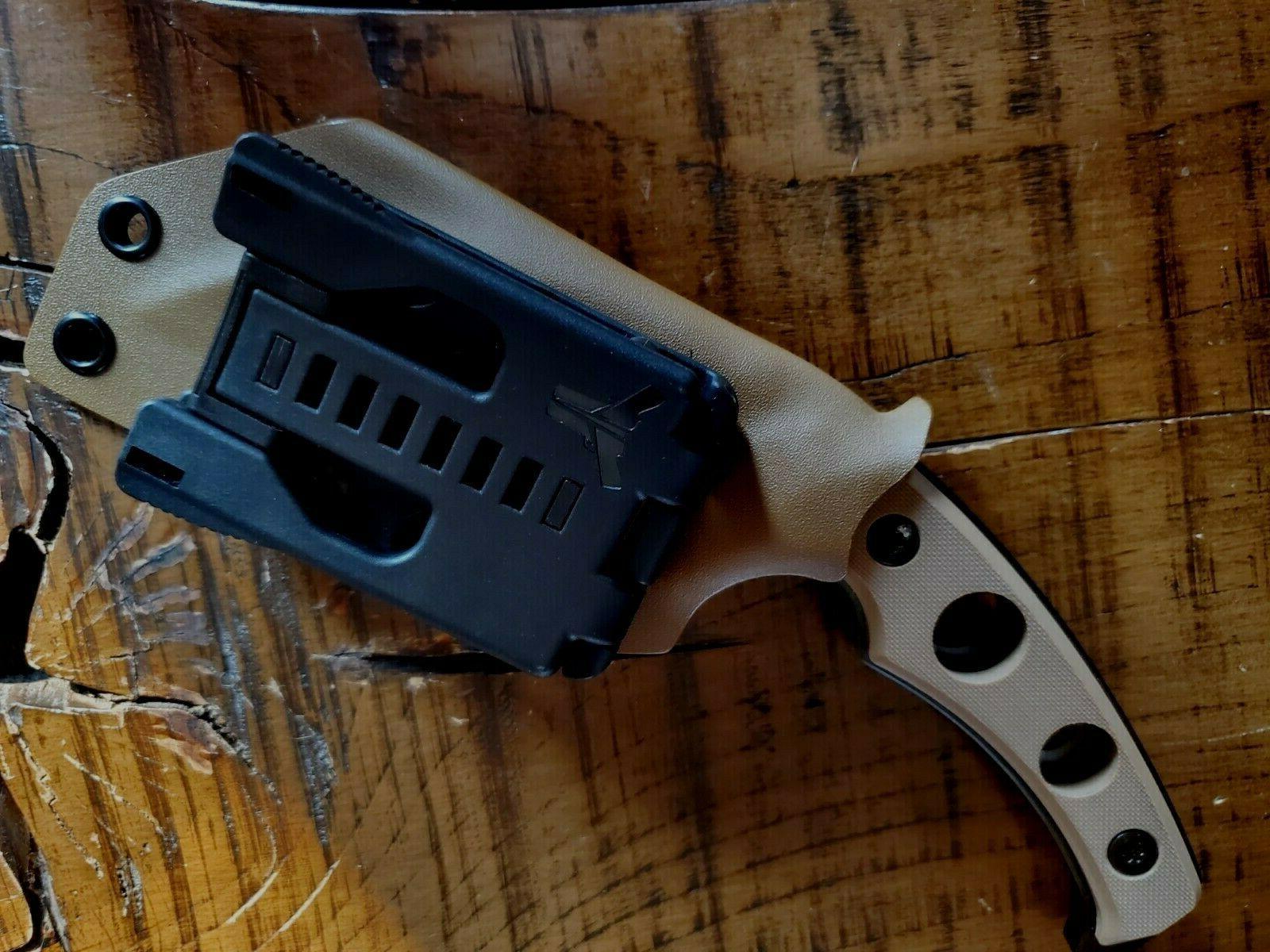 Medford Knife - Utility - PVD S35VN tan