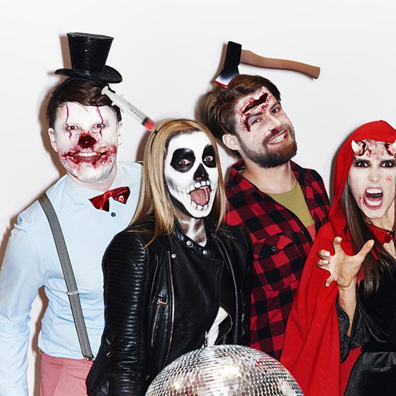 New Horror Headband Halloween Accessories Decorations