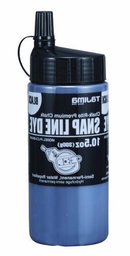Tajima PLC3-BK300 Chalk-Rite 10.5-Ounce Snap Line Black Powd