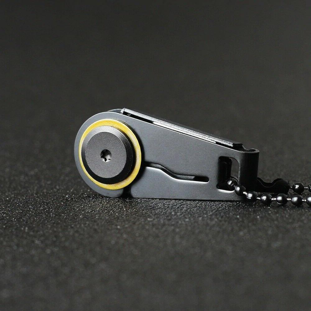 Quality Zipper Knife Utility Gadget