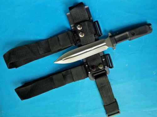 sharp double blade dagger utility boot camping