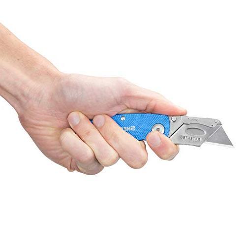 Sheffield Lock-Back Utility Knife,