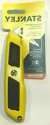 Stanley 10-779 Dynagrip Retractable Utility Knife New