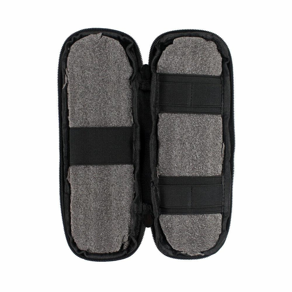 Outdoor Tactical Pouch MOLLE Belt for Flashlight