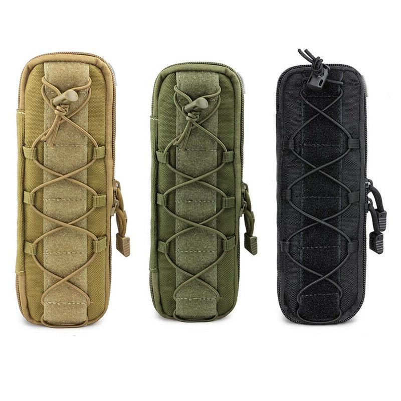 Outdoor Tactical Utility Tools Pouch MOLLE Belt Pouch for Kn