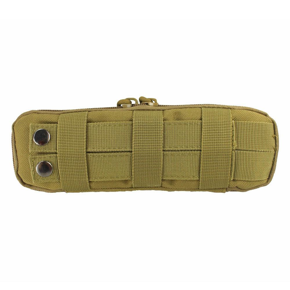 Outdoor Pouch MOLLE for Flashlight