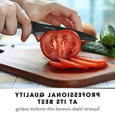 Utility Knife Inch Kitchen Sharp and Knives By HomeHero Cutlery