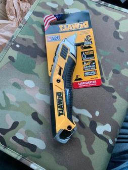 "NEW! DEWALT Premium 7"" Retractable Utility Knife DWHT10295"