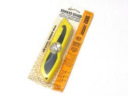 NOS! TECHNI EDGE QUICK CHANGE HEAVY DUTY UTILITY KNIFE, #03-