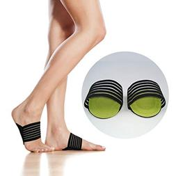 Plantar Fasciitis Foot Arch Support Compression Sleeves Spor