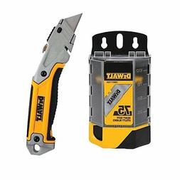 DeWalt Retractable Utility Knife & Blades Set