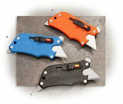 Outdoor Edge Slidewinder  Razor Blade Multitool & Utility Kn