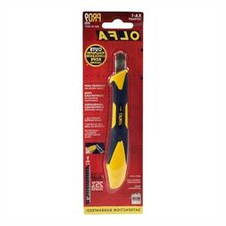 OLFA XA-1 Utility Knife,5 3/4 In,Yellow/Black
