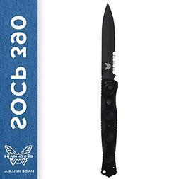 Benchmade - SOCP 390 4.5-inch Manual Open Tactical Folding K