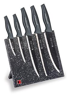 Imperial Collection IM-MGN5-CB Stainless Steel Knife Set wit