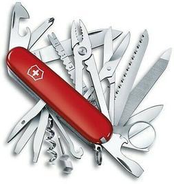 Victorinox Swiss Army Swiss Champ Pocket Knife ,One Size