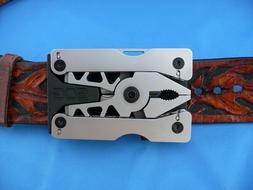 SOG Sync II Multi-Tool Wearable Belt Buckle / Clippable Base