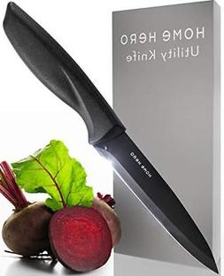 Utility Knife 5 Inch Kitchen Sharp and Knives By HomeHero St