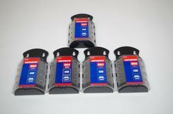 WORKPRO Utility Knife Blades Dispenser SK5 Steel 100-pack X5
