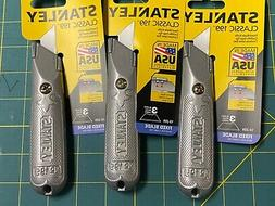 "Stanley Utility Knife Contractor Grade 5-1/2 "" Carded"