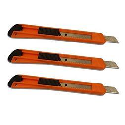 Best Utility Knife  Box Cutter - Heavy Duty Industrial Stren