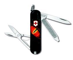 Victorinox Swiss Army Classic SD Pocket Knife, Dragon Eye